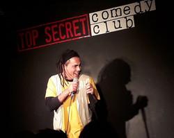 steve top secret