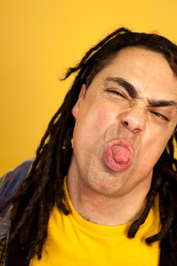 Steve - tounge