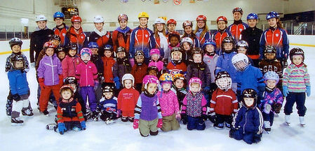 École de patin  - cliquer ici pour en savoir plus