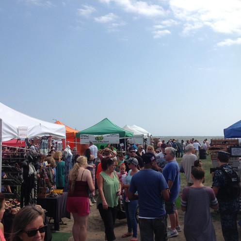 2018 Sayville Seafood Festival.