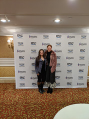 Emma and Lauren and EPIC Long Island's 2019 Winter Gala