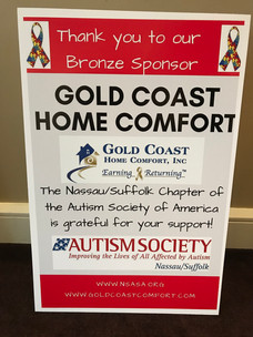 Proudly supporting #AutismAwareness