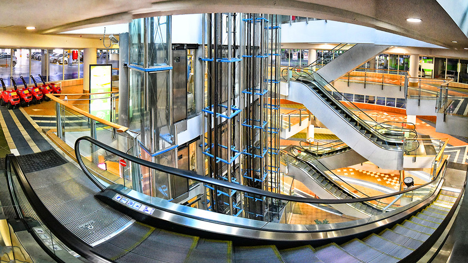 Dizengoff Center - Tel Aviv
