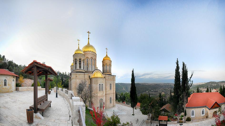 Gorny Monastery - Moscovia