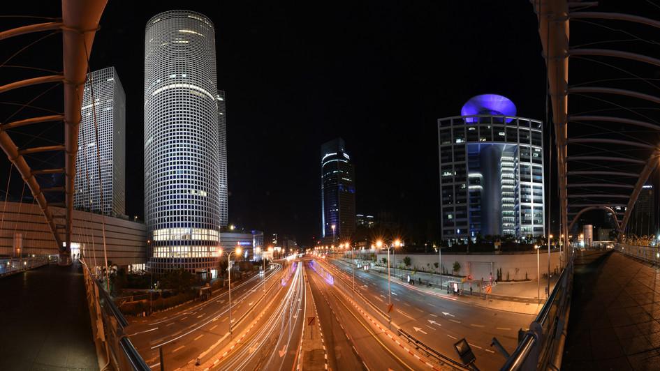 Azrieli Towers Tel Aviv