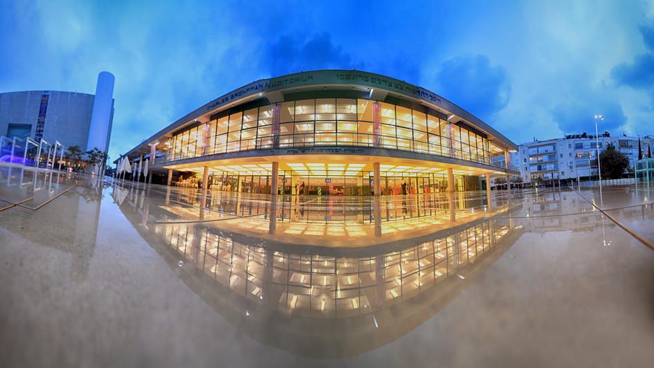 Tel Aviv Cultural Hall