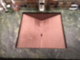 Custom-Colored Concrete Sink