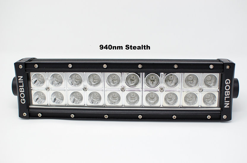 Goblin 940nm Stealth Light Bar