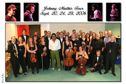 Johnny Mathis UK Tour 2006