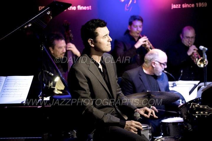 Seth MacFarlane Big Band 2012
