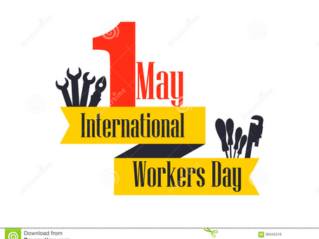 An Important Message on International Worker's Day
