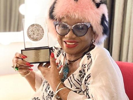 Irene Gandy to receive Tony Honors