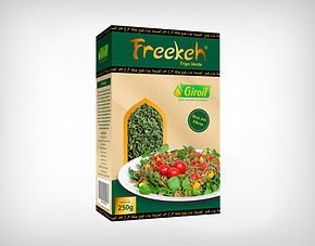 Preço Atacado Freekeh Trigo Verde - Giroil