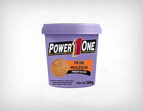 Distribuidor Pasta de Amendoim Pé de Moleque 500g - Power1One