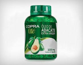 Preço Atacado Óleo de Abacate Extra Virgem Cápsulas Copra