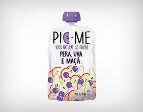 Preço Atacado PicMe - Pera, Uva e Maça