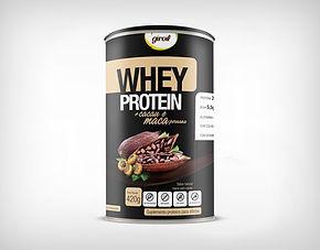 Preço Atacado Whey Protein Maca e Cacau - Giroil