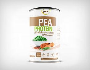 Preço Atacado Pea Protein Sabor Cacau - Giroil