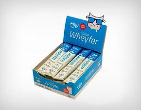 Distribuidor Choco Wheyfer Chocolate Branco Muke +MU