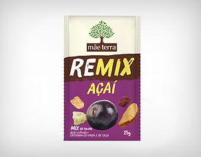 Distribuidor Remix de Açaí 25g - Mãe Terra