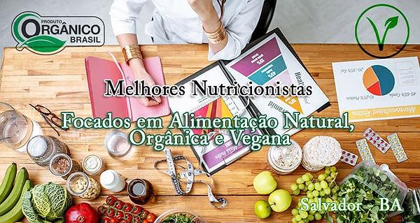 Lista dos melhores nutricionistas de Salvador