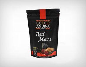 Revenda Maca Peruana Vermelha 100g - Color Andina