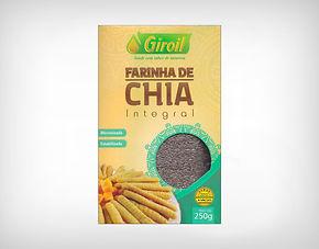 Preço Atacado Farinha de Chia - Giroil