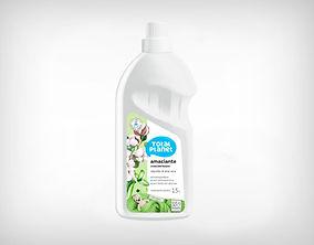 Distribuidor Amaciante Concentrado Algodão e Aloe Vera 1,5L - Total Planet - Preço de Atacado