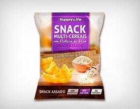 Preço Atacado Snack Multi-Cereais com Proteína de Arroz - Supply Life 