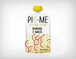 Preço Atacado PicMe - Banana e Maça