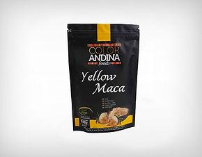 Revenda Maca Peruana Amarela 100g - Color Andina