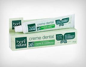 Preço Atacado Creme Dental Natural Vegano Boni