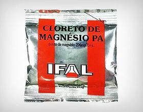 Preço Atacado Cloreto de Magnésio Pó PA IFAL