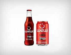 Distribuidor Refrigerante Orgânico Cola - Wewi