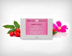 Distribuidor Sabonete de Rosa Mosqueta 100g - Derma Clean - Preço de Atacado