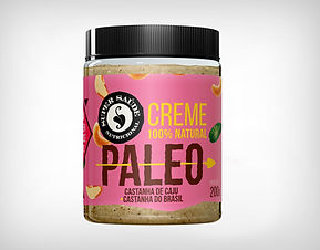 Distribuidor Creme de Castanha de Caju e Brasil -GoPaleo