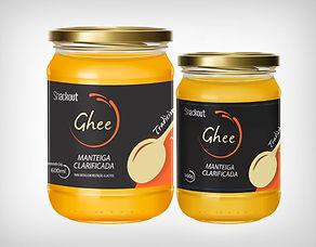 Preço Atacado Manteiga Ghee Sem Lactose - Snackout