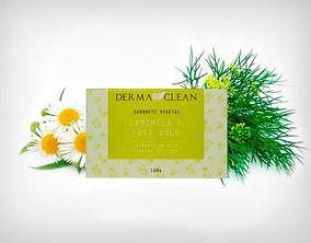 Distribuidor Sabonete de Camomila e Erva Doce 100g - Derma Clean - Preço de Atacado