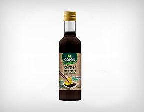 Fornecedor Shoyu de Coco Orgânico 250ml Copra