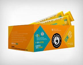 Distribuidor Barrinha de Banana e Semente - Super Saúde Nutricional