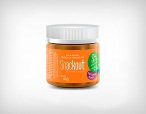 Preço Atacado Doce de Amendoim 180g - Snackout