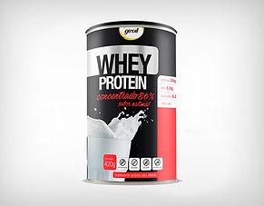 Preço Atacado Whey Protein Concentrado - Giroil