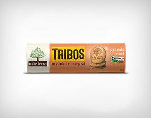 Distribuidor Biscoito Doce Tribos Granola e Mel - 130g - Mãe Terra