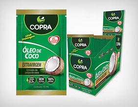 Preço de Atacado Sachê Óleo de Coco - Copra
