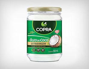 Preço Atacado Óleo Coco Extra Virgem 500ml Copra