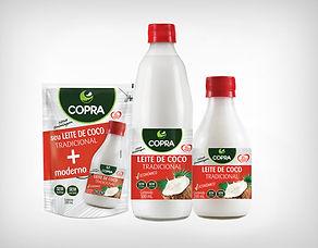 Preço de Atacado Leite de Coco - Copra