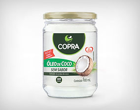 Preço Atacado Óleo de Coco Sem Sabor Copra