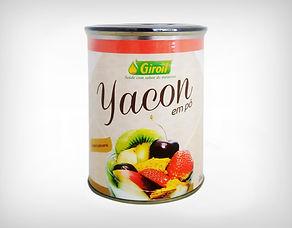 Preço Atacado Yacon em Pó - Giroil