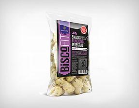 Preço Atacado Biscoito de Polvilho Assado Vegano Original - Santulana