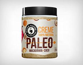 Distribuidor Creme de Macadâmia e Coco - GoPaleo